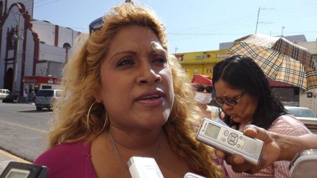 """Ana Karen López, presidenta de """"Tamaulipas Diversidad Vida Trans"""""""