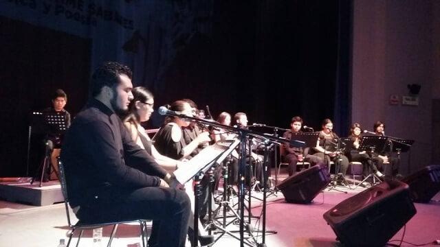 foto 1 recital jaime sabines