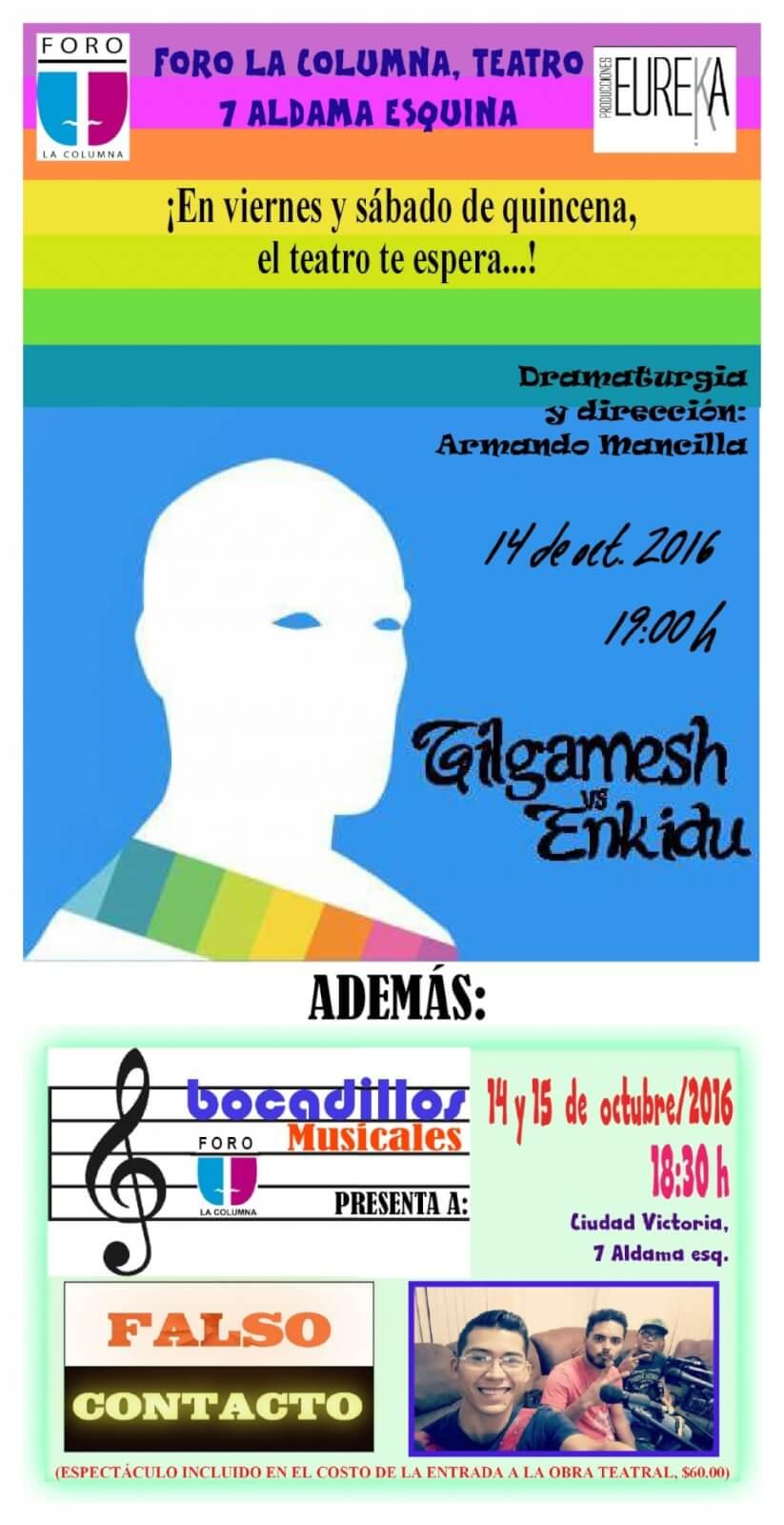 4a-gilgamesh-y-falso-contacto-poster