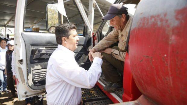 Gobernador pone en marcha «Unidos por Tamaulipas» 22Mar19