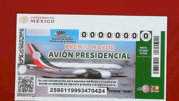 Un error reactivar rifa del avión presidencial, afirma diputada
