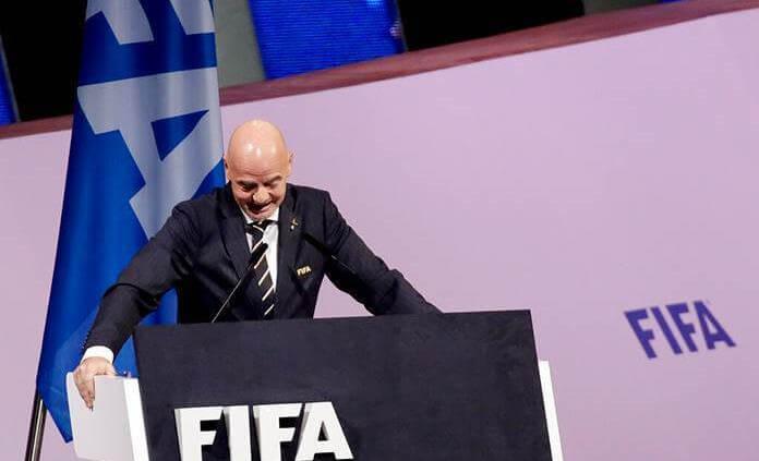 FIFA donará diez millones de dólares a OMS por Covid-19