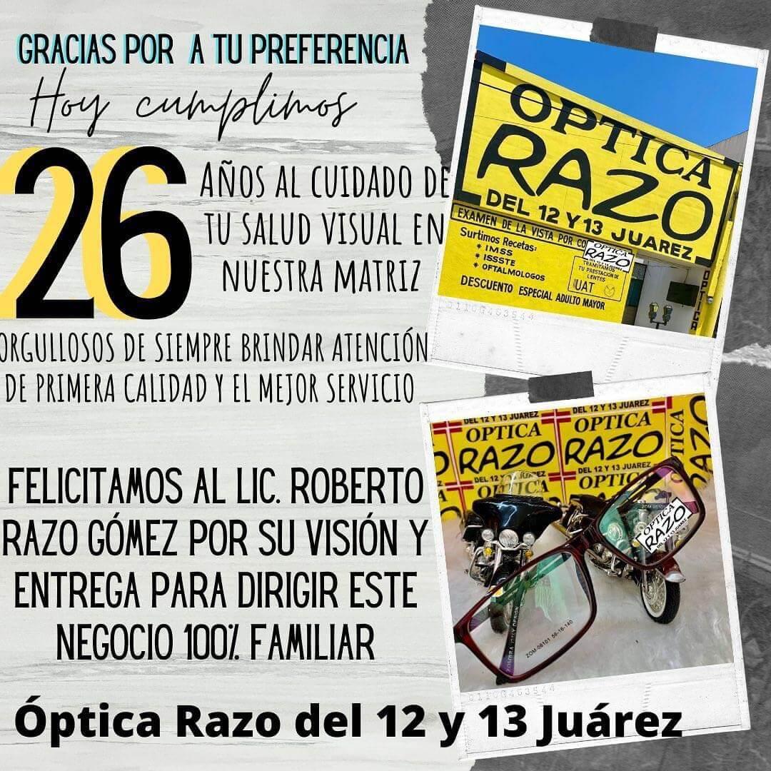 Optica Razo