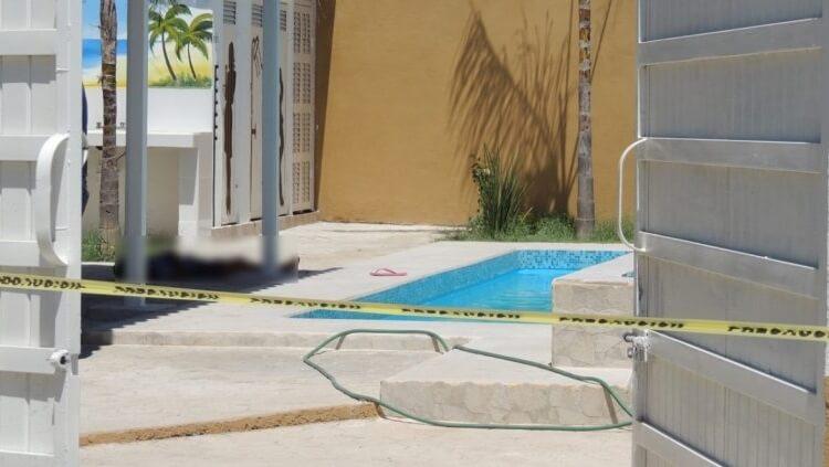 Travesura le cuesta la vida a menor de 8 años; murió ahogado en alberca