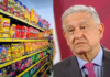 """AMLO se opone a prohibición de la comida """"chatarra"""""""