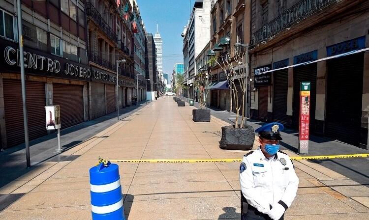 Zacatecas regresa a semáforo rojo por aumento de casos de COVID-19