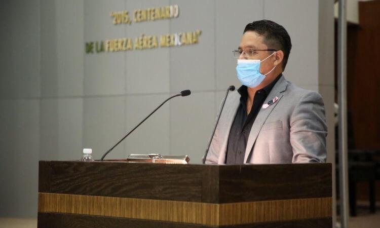 Malas decisiones MORENA afectan a Tamaulipas y complican la pandemia, aseguran diputado