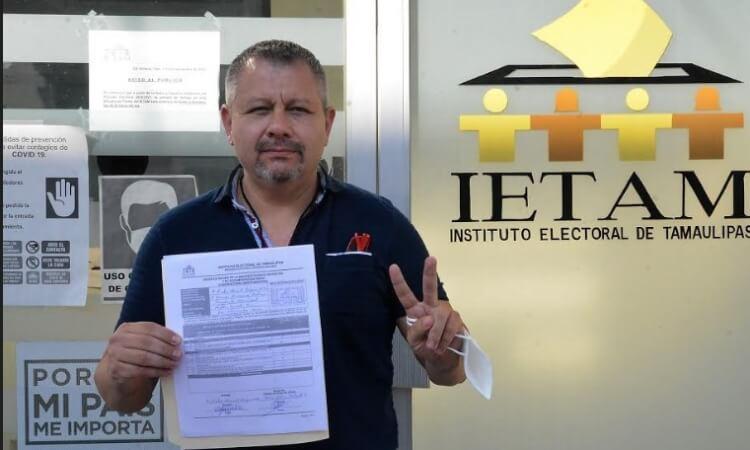 Surge candidato independiente para Nuevo Laredo