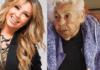 Thalía denuncia las condiciones inaceptables en que se ha encontrado a su abuela de 103 años