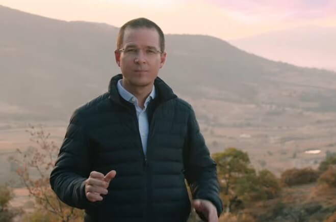 Ricardo Anaya se destapa para candidatura presidencial en 2024