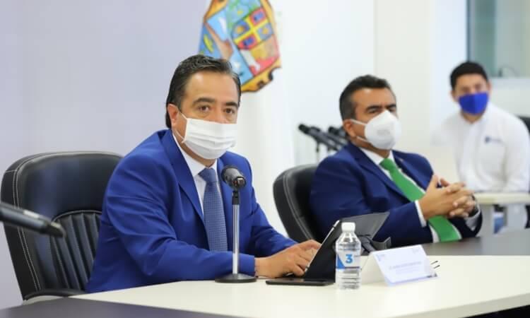 Fiscal pide a ciudadanos denunciar corrupción en Tamaulipas
