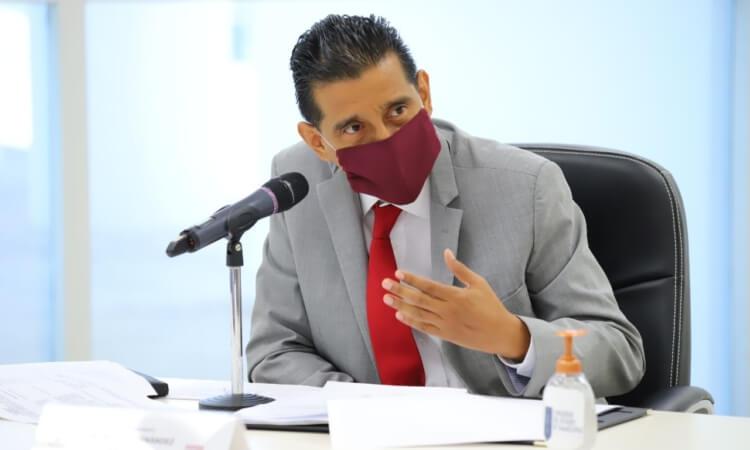 Apoya diputado proceso de vacunación en Tamaulipas