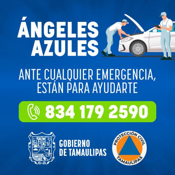 Angeles Azules