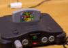 Pagan 1.5 millones de dólares por videojuego Super Mario 64 de 1996