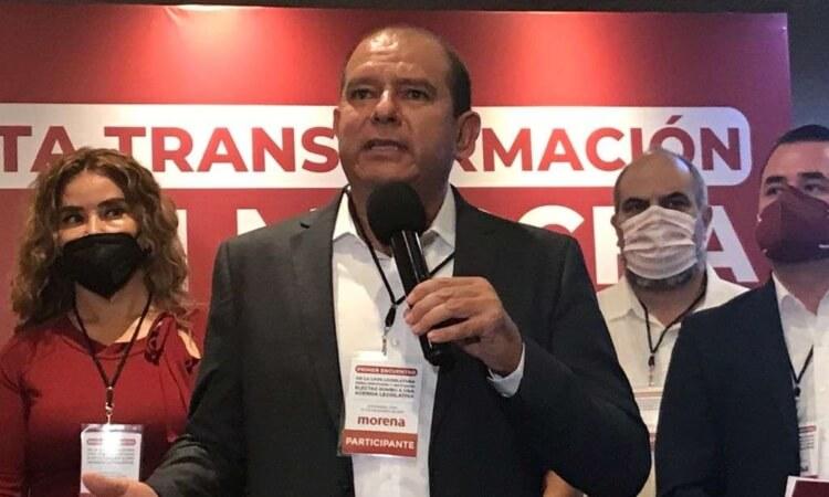 Dividida fracción de Morena por ratificación al Fiscal Duarte