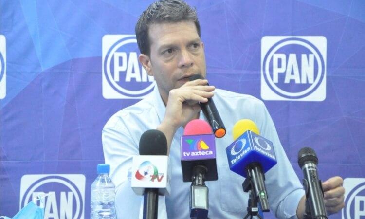 El PAN le va a poner el «dedo» a Alejandro Rojas por enriquecimiento y lavado de dinero