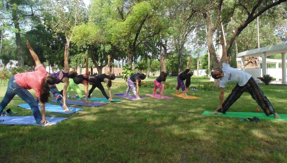 Karma yoga paseo
