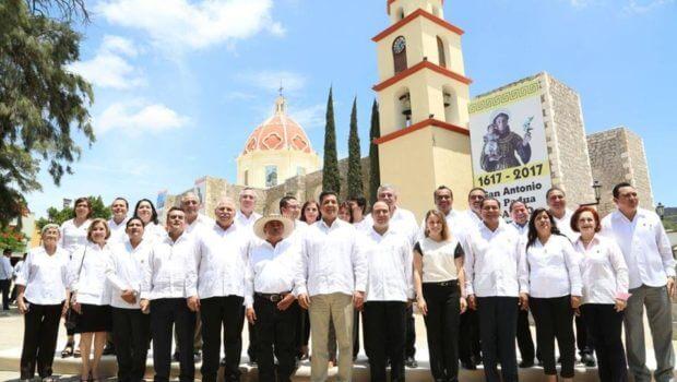 Visita del Gobernador a Tula, Tamaulipas 14 de junio de 2017