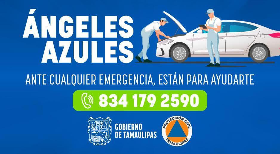 Angeles Azules Principal