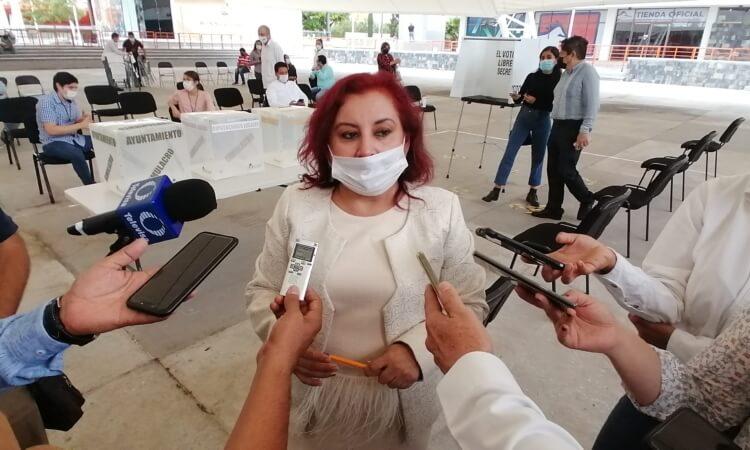 Limpiará el INE escuelas para la jornada electoral de Tamaulipas