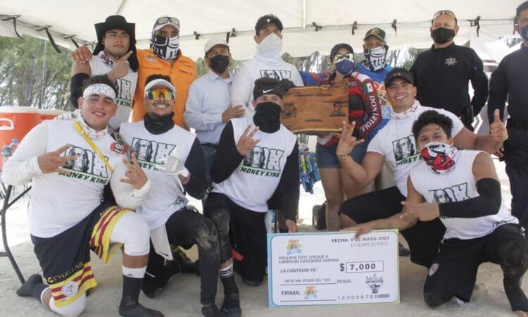 Nuevo monarca en el Tochito Pesca Fest, ¡Money Kings campeones!