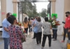Se llenan panteones por el Día de las Madres