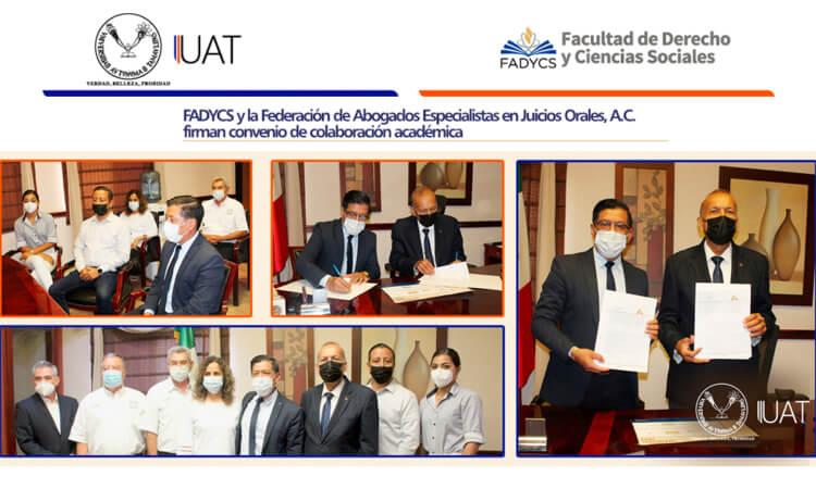 Fortalece UAT la formación de especialistas en juicios orales