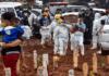 Mueren cientos de niños por Covid-19 en Indonesia