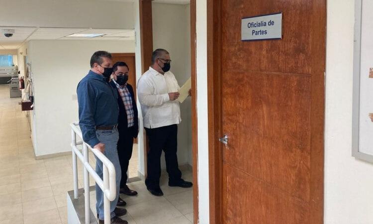 Se rebelan magistrados por imposición del contralor en el TRIELTAM