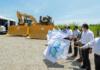 Gobernador Francisco Cabeza de Vaca da banderazo de inicio de construcción de la carretera Tam-Bajío