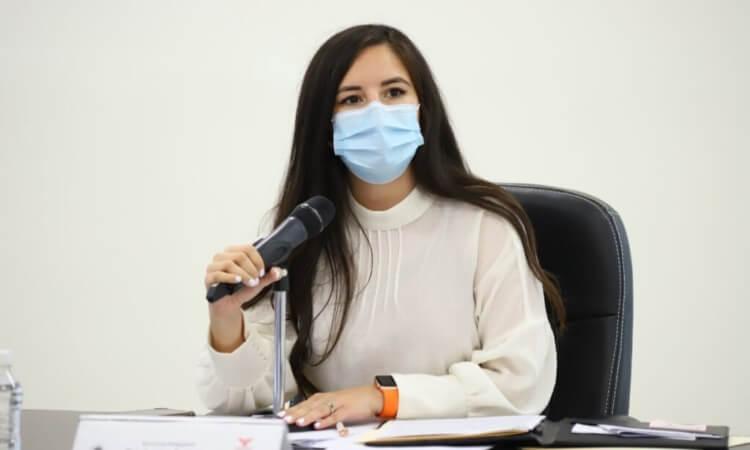Paty Pimentel se queja del Congreso del cual fue parte