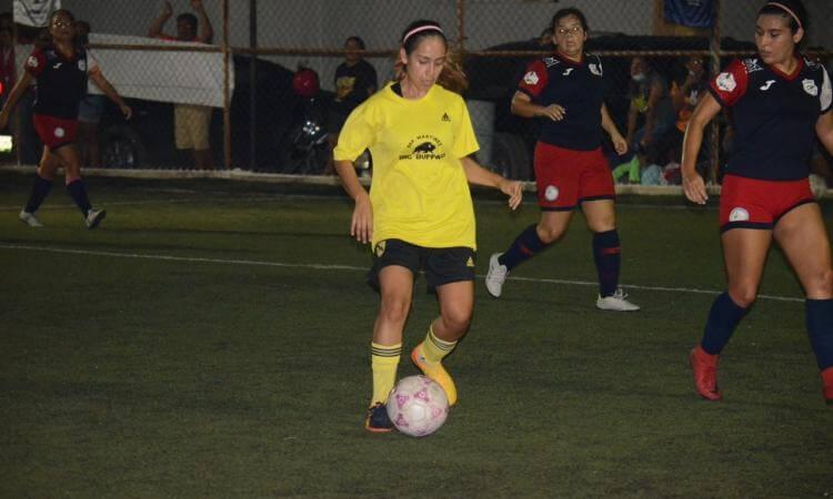 Goleadas y buen fútbol en la 'Champions' Femenil